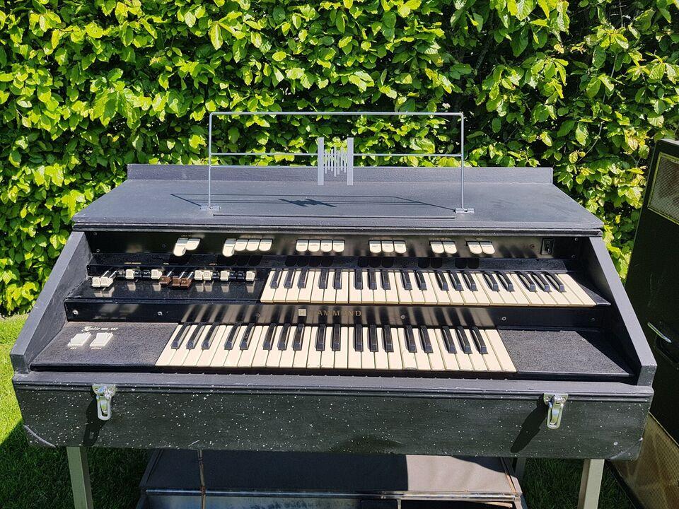 Hammondorgel, Hammond og Leslie P100 og 760