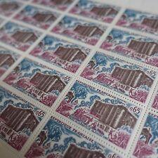 FEUILLE SHEET TIMBRE HISTOIRE PRISE DE LA BASTILLE N°1680 x25 1971 NEUF ** MNH