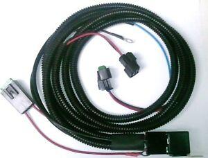 camaro fog light wiring harness 2010 to 2012 chevy ebay rh ebay com 2010 Camaro OEM Fog Lights 2010 camaro fog light harness