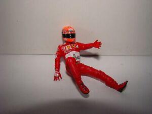 M.schumacher Figurine Ferrari Marlboro Pilote 1/18 Eme Limited Superbe Rare