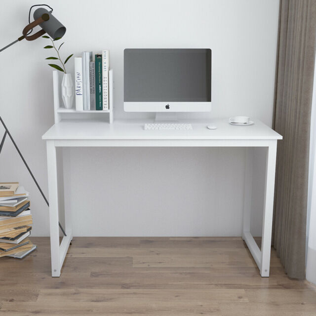 best sneakers 09f5d a162b Writing Table Computer Desk Laptop Pc Furniture Wood Workstation Study  Office