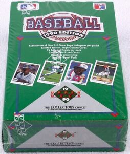 1990 Upper Deck Baseball Complete Your Set Pick 25 Cards From List