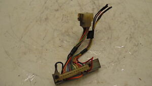 details about toro wheel horse 257 h tractor p c board wiring harness 113139  toro wheel horse tractors wiring #15