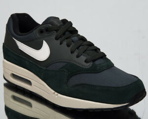 17dce598 Nike Air Max 1 Men's New Outdoor Green Sail Casual Lifestyle ...