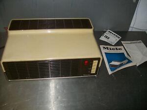 ✅ MIELE electronic Luftreiniger  L265 mit Gebrauchsanweisung #113