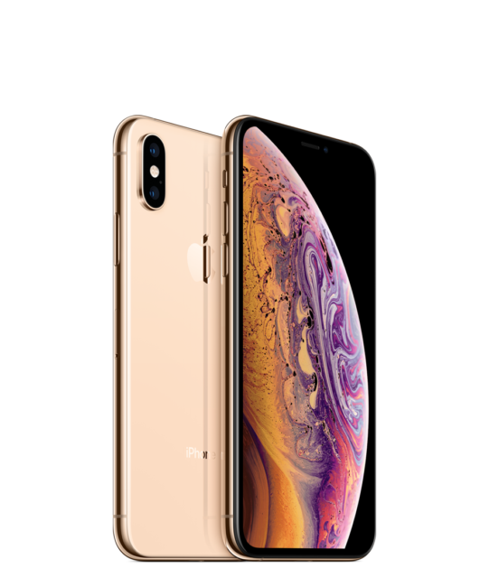 APPLE iPHONE XS 64GB -Gray / Gold / Silver A1920 Network Unlocked (Canadian)