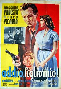 manifesto-4F-film-ADDIO-FIGLIO-MIO-Rossana-Podesta-Marco-Vicario-1952