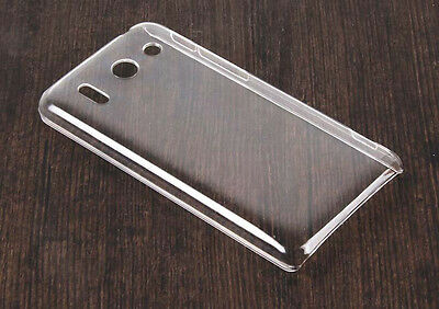 For Huawei Ascend G510  New Crystal Clear hard case DIY back cover