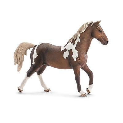 WC HORSES SAFARI LTD SAF152305 PALOMINO MUSTANG STALLION