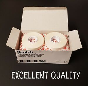 3M-904-Scotch-ATG-Tape-Adhesive-Double-Sided-Tape-Transfer-Tape-12mm-x-25m-Roll