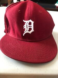 Details about MLB Detroit Tigers Baseball Cap/Hat- 59 Brand Genuine  Merchandise