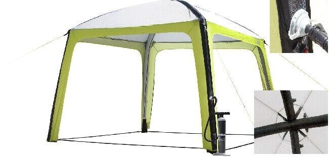 Camping Bcourirner LA PLAGE pavillon barnum tente pavillon AQUAMAR Air Gonflable