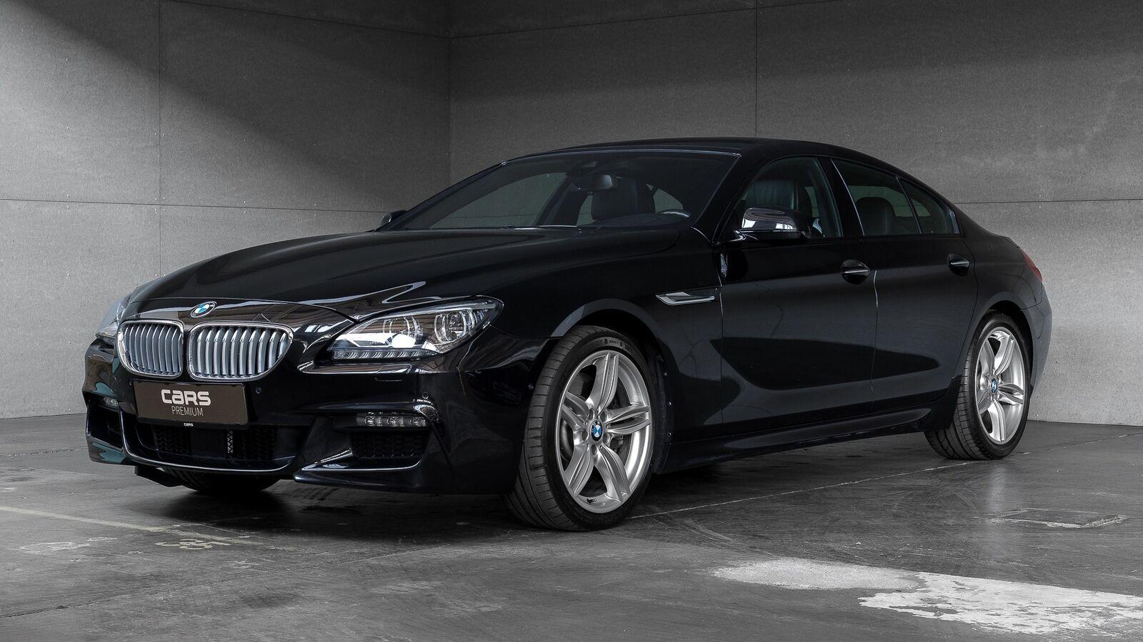 BMW 650i 4,4 Gran Coupé xDrive aut. 4d