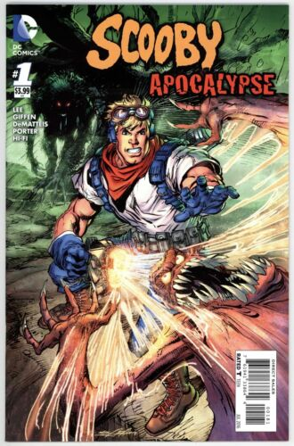 SCOOBY APOCALYPSE #1 NEAR MINT 2016 UNREAD DC COMICS BIN-2019-1913
