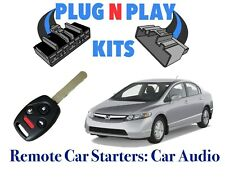 2006 2011 Honda Civic Hybrid Plug Amp Play Remote Start Car Starter Fits Honda