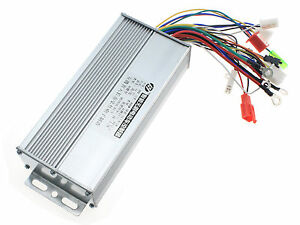 48V 800W Electric Bicycle E-bike Scooter Brushless DC Motor Speed Controller 615284469759