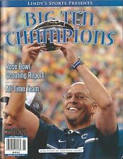 Lindy's Sports Presents Big Ten Champions Penn State Nittany Lions  NM No Label
