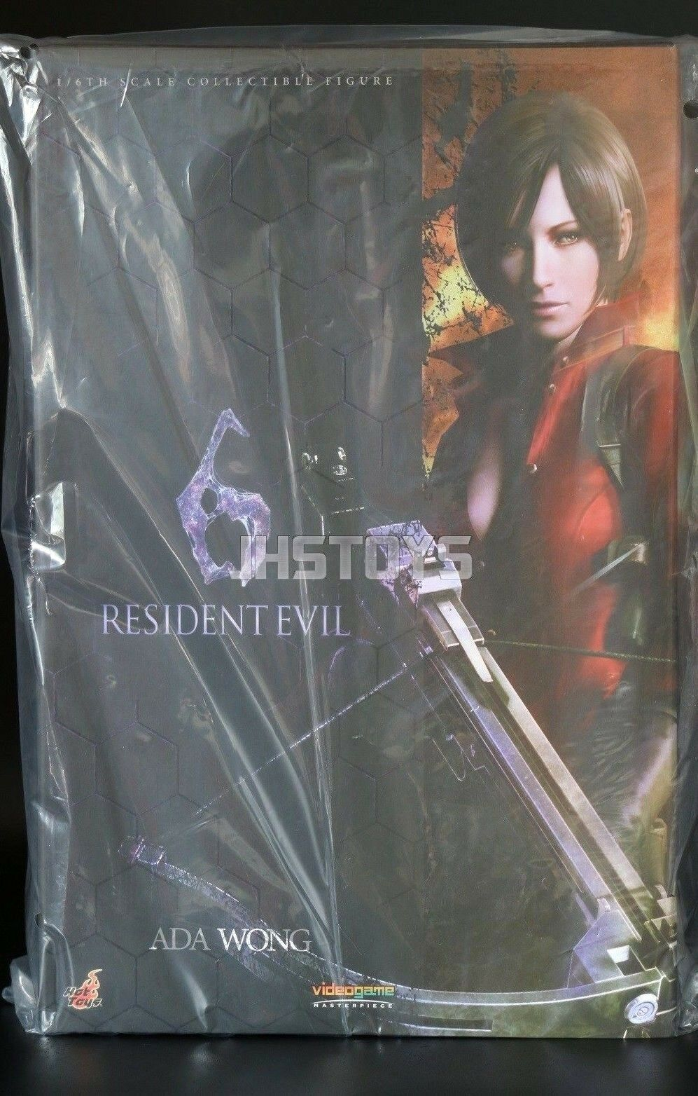 Hot Toys 1/6 Resident Evil Biohazard 6 Ada Wong VGM21