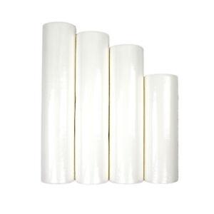2x-Arztekrepp-weiss-2-lagig-Perforation-59cmx50m-Liegenabdeckrollen-hochwertig