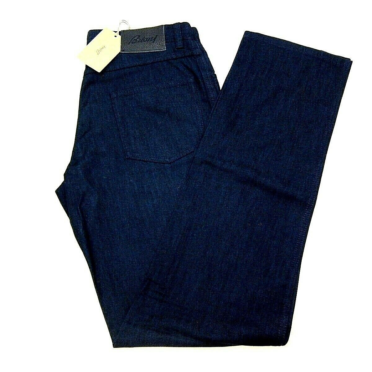 J-3798979 Neu Brioni Mitternacht Blau Blau Blau Hose Größe Us 30   Ausgezeichnet (in) Qualität  bfaefe
