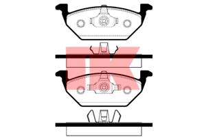 Bremsbelagsatz Scheibenbremse NK 224740