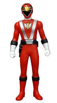 Power Rangers Sentai Hero Vinyl Figure RPM Go-Onger Red