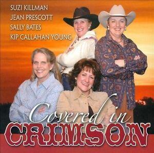 Suzi-Killman-Sally-Bates-Covered-in-Crimson-CD-NEW