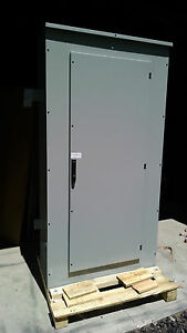 siemens 1200amp 480 277 nema 3r circuit breaker panel board 60\