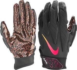 no se dio cuenta actualizar Certificado  Nike Superbad 5.0 Adult Football Gloves, New | eBay