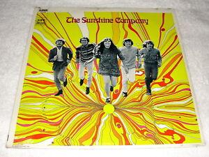 Sunshine-Company-The-Self-Titled-S-T-1968-Psych-Folk-LP-SEALED-Orig-Press