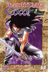 Avanti-Tutta-Coco-1-15-completa-Play-Press-manga