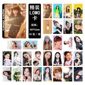 30Pcs-set-KPOP-Red-Velvet-YERI-RBB-Album-Posters-PhotoCard-Lomo-Card-Photo-Card