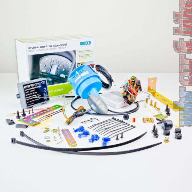 WAECO ms-50 magicspeed universal tempomat regulador de velocidad