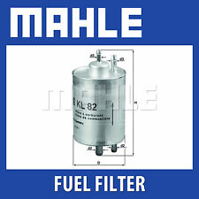 MAHLE Filtro carburante KL82 (Mercedes CLK, E)
