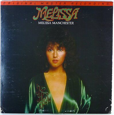 12 Quot Lp Melissa Manchester Melissa F1465 Original