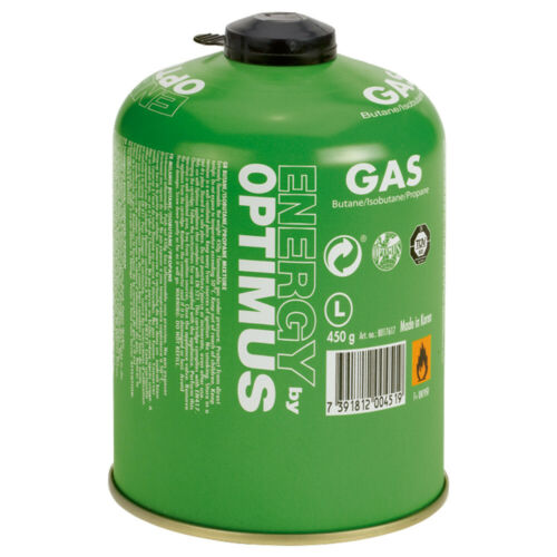 Optimus Optimus Gaskartusche 450g Gaskartusche