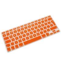 Silicone UK EU Keyboard Cover Skin for Apple Macbook Air Pro Retina MAC 13 15 17