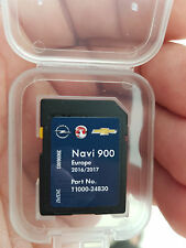 Carte SD GPS Opel Chevrolet NAVI600 NAVI900 Europe 2016 2017 (SD CARD)