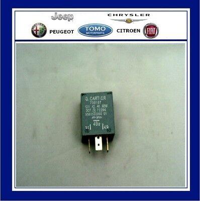 PEUGEOT CITROEN 106 206 306 406 605 806 EXPERT INDICATOR FLASHER RELAY 632324
