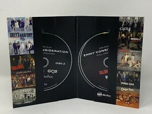 ABC Studios 2012 FYC Emmy For Your Consideration 4 Dvds ...