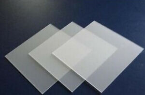 Frosted Acrylic Perspex Sheet Cut To Size Panel Plastic