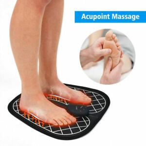 Electric-EMS-Foot-Massager-Feet-Muscle-Stimulator-ABS-Foot-Vibrator-Massage-Mat