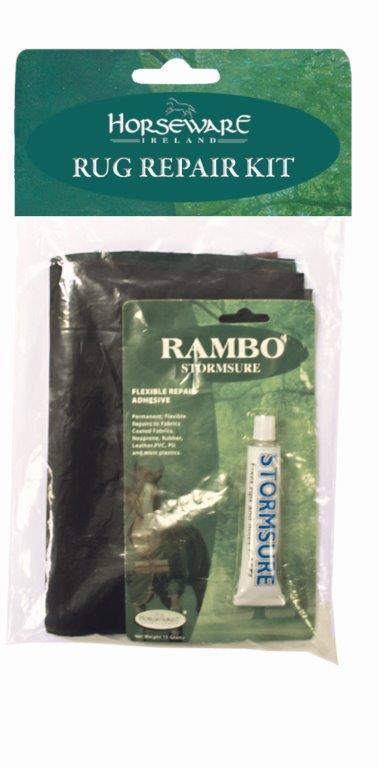 Horseware Rambo Rug Repair kit reparación reparación reparación de techo-set reparación-set mantas caballo  Envio gratis en todas las ordenes
