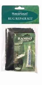 HORSEWARE-Rambo-Rug-Repair-Kit-Deckenreparatur-Set-Reparatur-Set-Pferdedecken