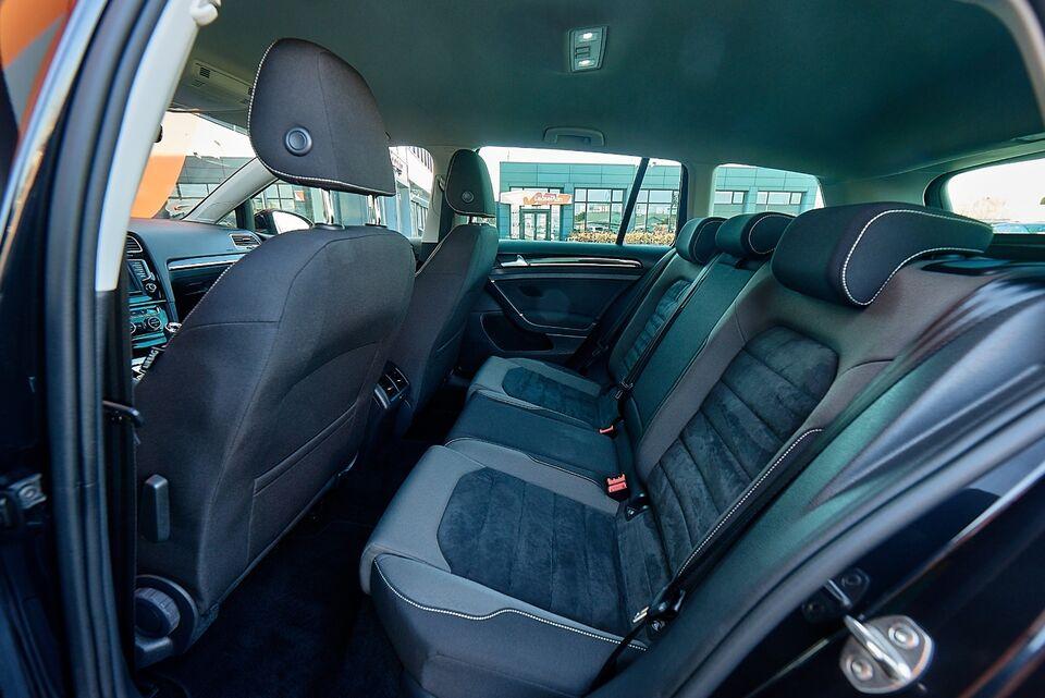 VW Golf VII 1,4 TSi 150 R-line Variant BMT Benzin modelår
