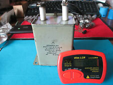 VINTAGE DUBILIER ADMIRALTY CAPACITOR. 0.1uF 5KV.