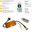 2-50M-230V-RGB-LED-Streifen-Strip-Band-60LEDs-M-IP67-RF-IR-Bluetooth-Controller miniatuur 30