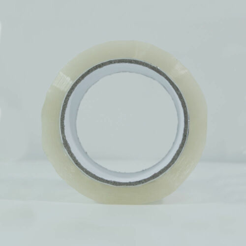 4 ROLLS Clear Box Carton Sealing Packing Packaging Tape 2 Inch x 55 Yards