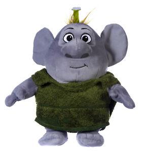 Official Brand New 10 Disneys Frozen Baby Troll Cliff Soft Plush