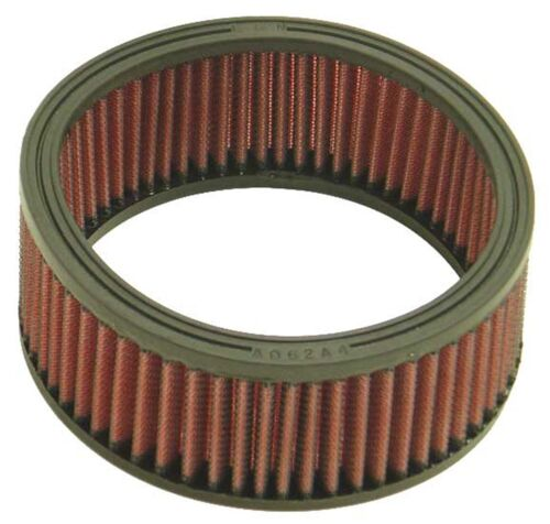 """K/&N E-3322 Air Filter Round OD-6.25 /"""" Washable//Reusable Fits 65-66 Ford Cortina"""